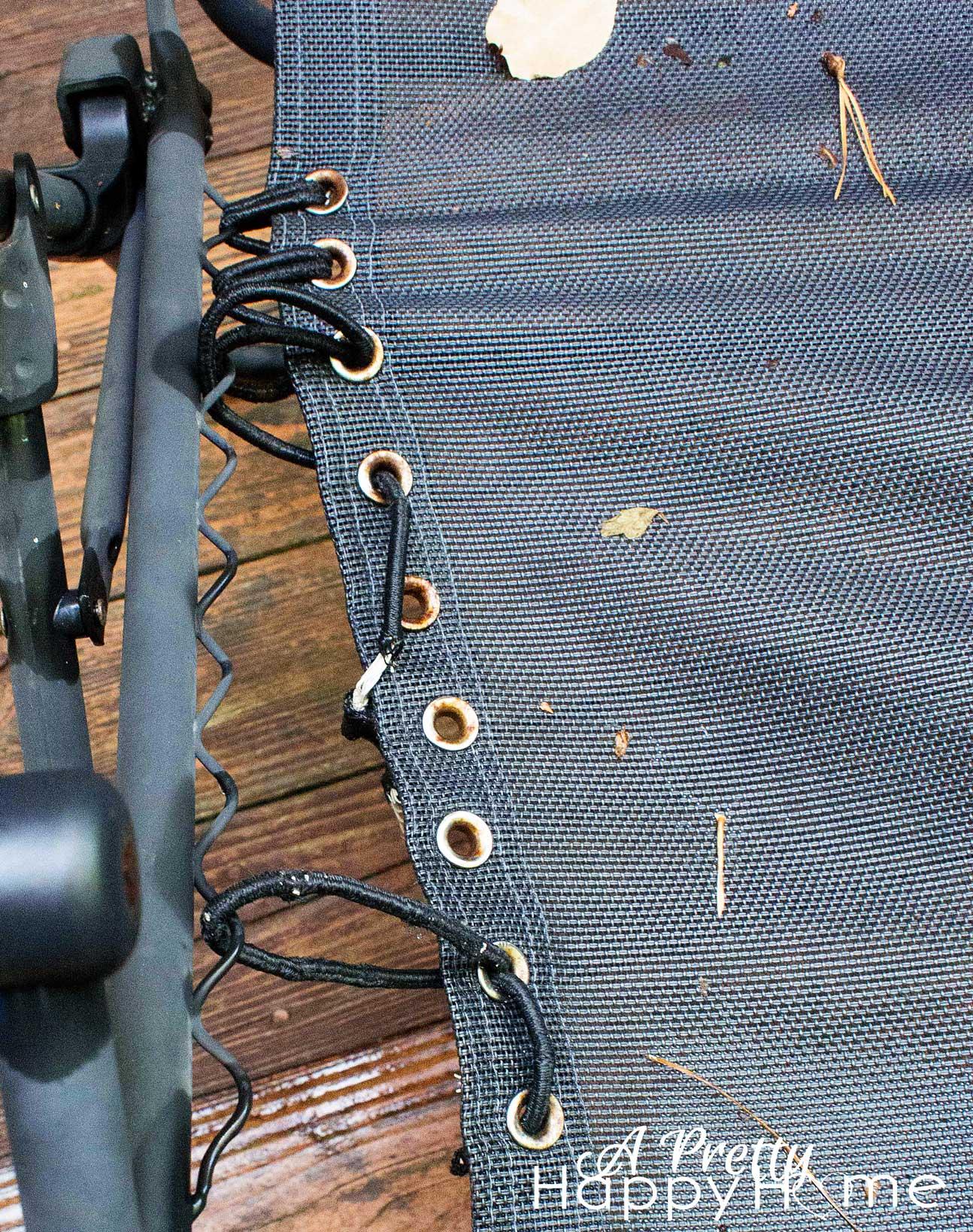 Zero Gravity Chair Repair