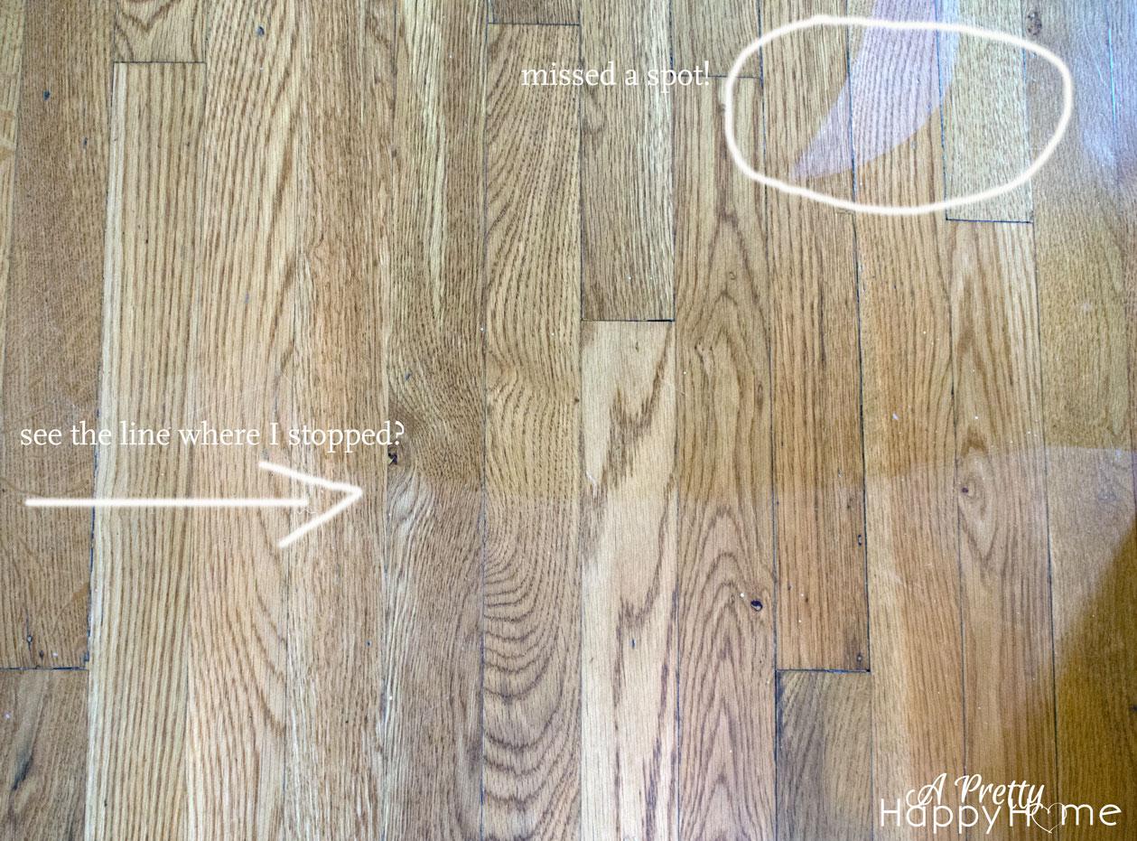 Shine Wood Floors Without Refinishing