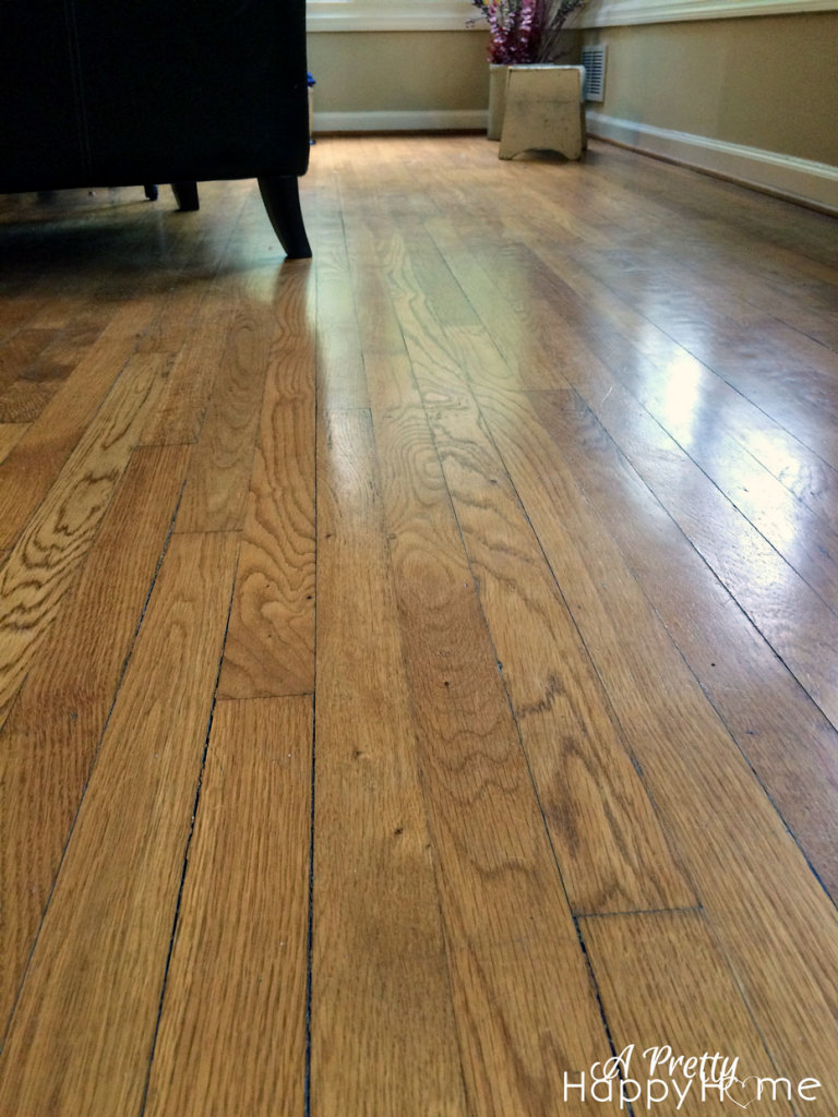 Shine Wood Floors Without Refinishing floorshine5