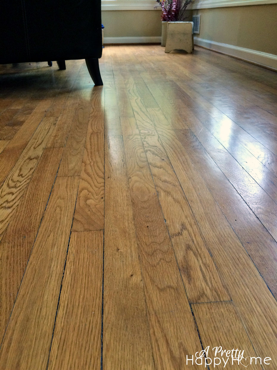 Shine Wood Floors Without Refinishing A Pretty Happy Home