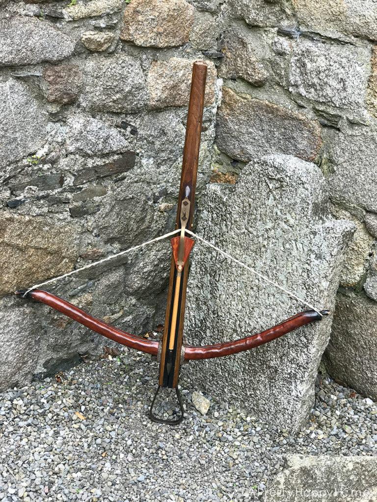 favorite castle tour - crossbow