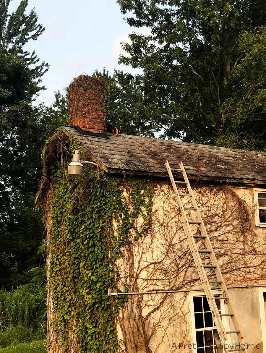 Insight on Repairing a Slate Roof
