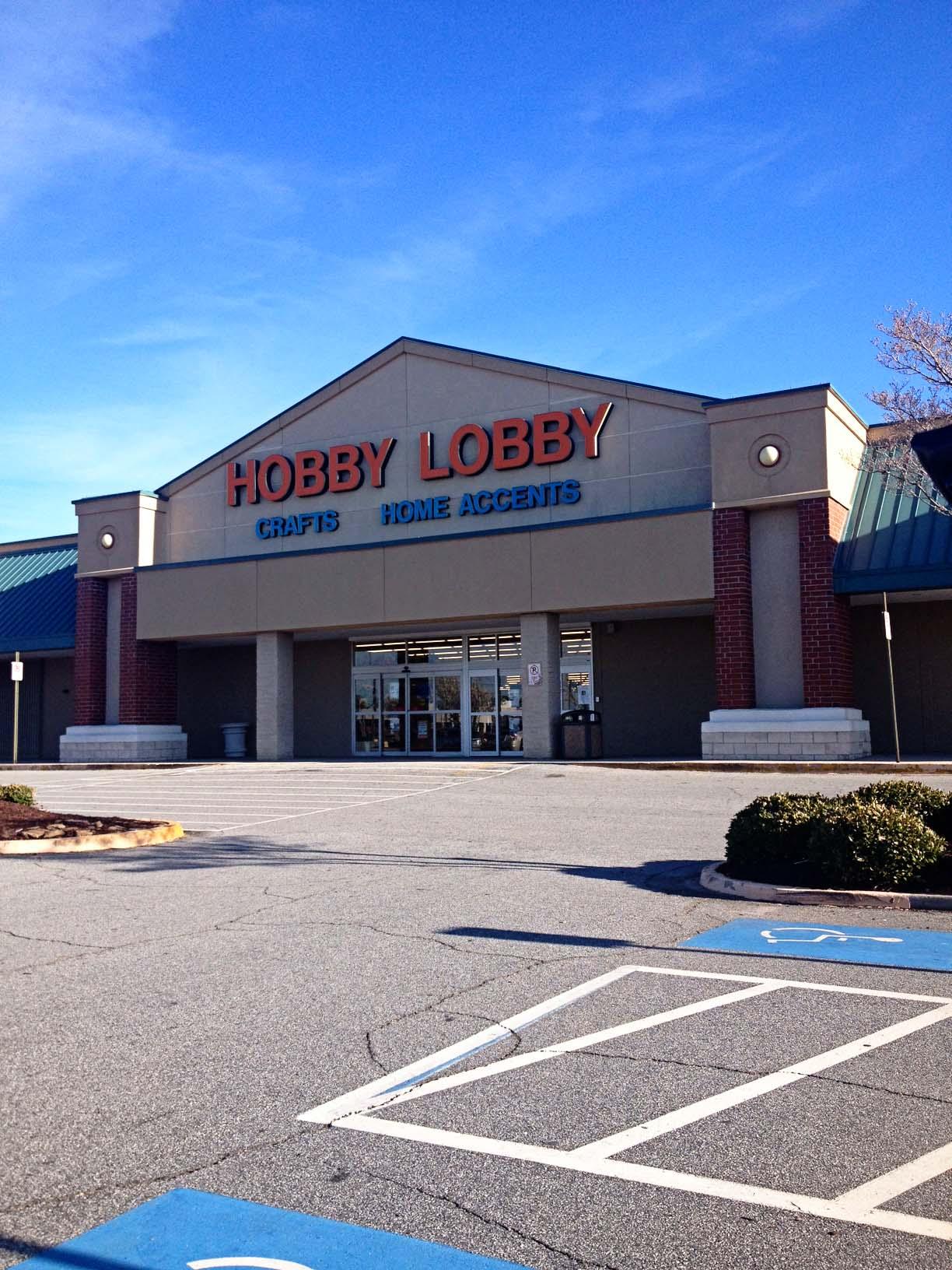 Hobby Lobby Heaven