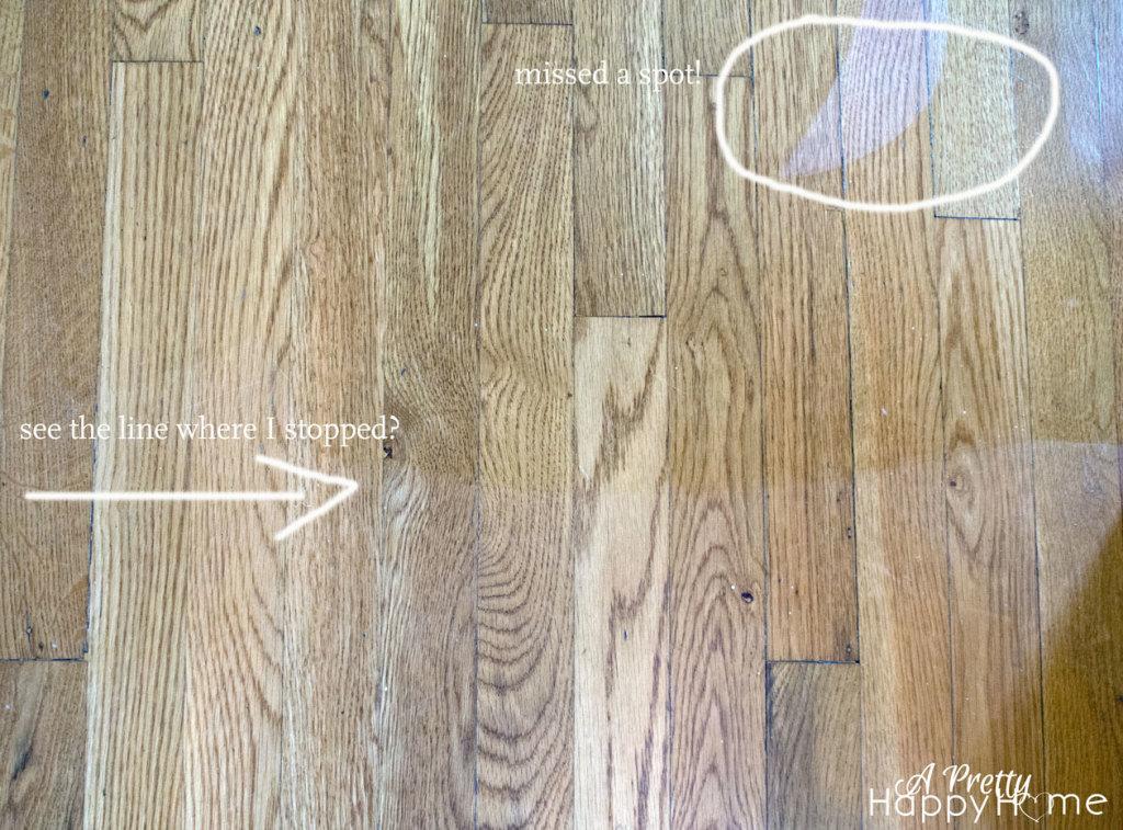 Shine Wood Floors Without Refinishing floorshine1