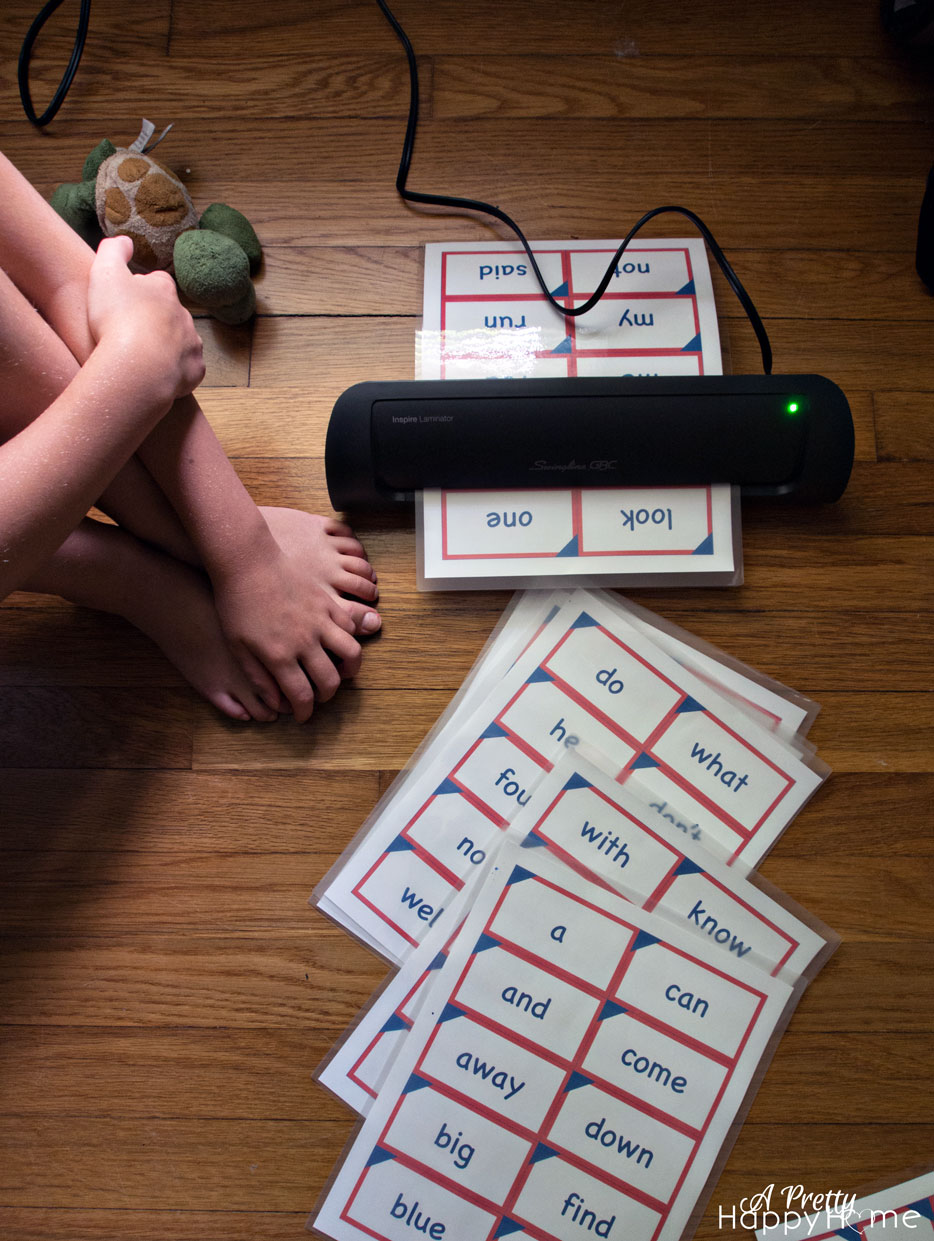 It's just a photo of Free Printable Sight Word Flashcards for tricky word