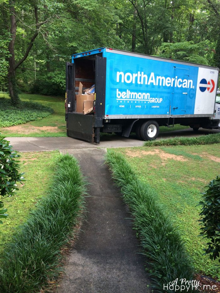 house moving is everyone selling their house moving truck