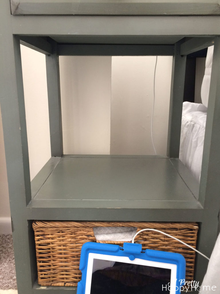 nightstand cord hack