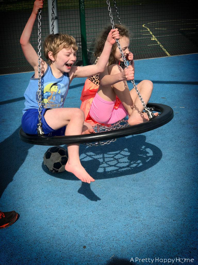 playground fun humor break