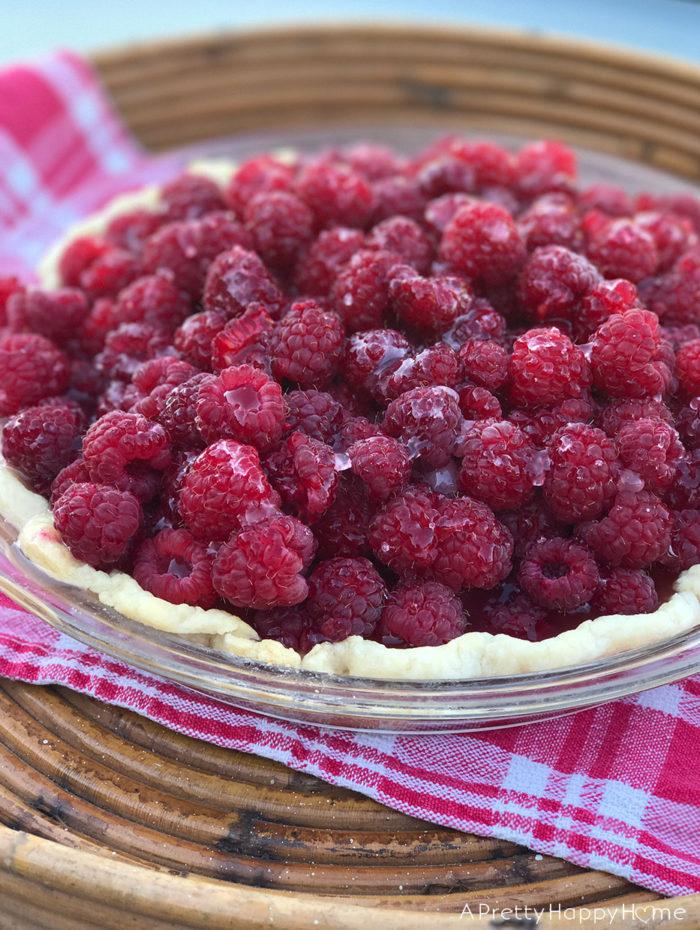 raspberry pie on the happy list