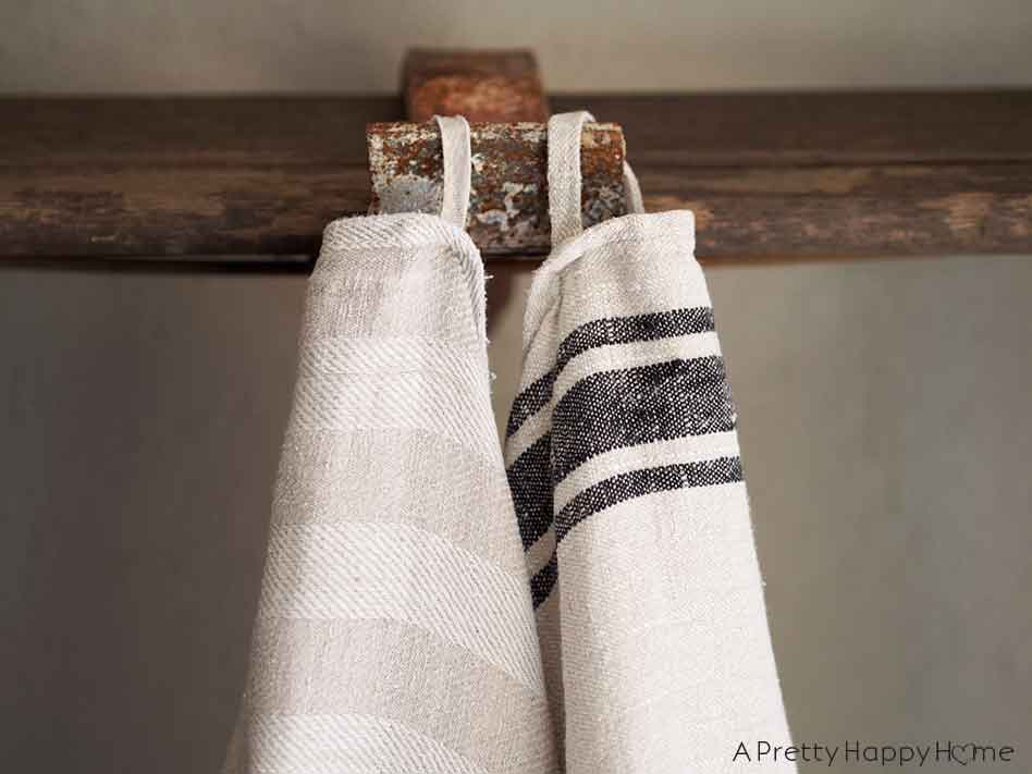 Update Making The Switch To Linen Bath Towels