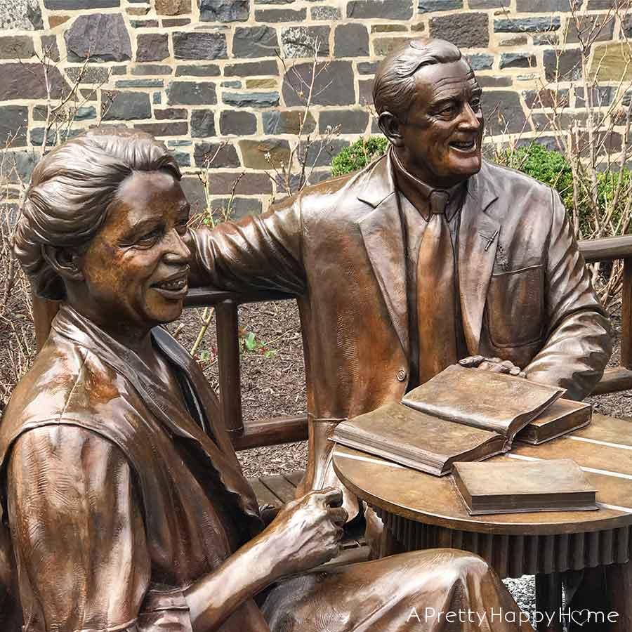 Franklin D Roosevelt Presidential Library