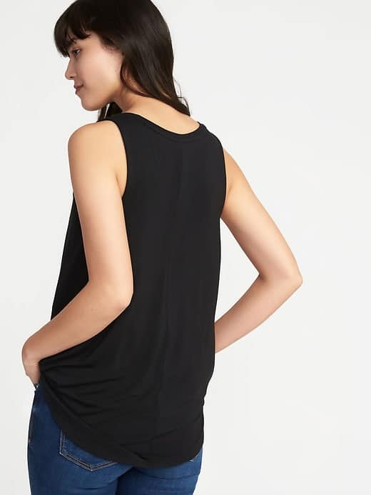 luxe swing tank at old navy