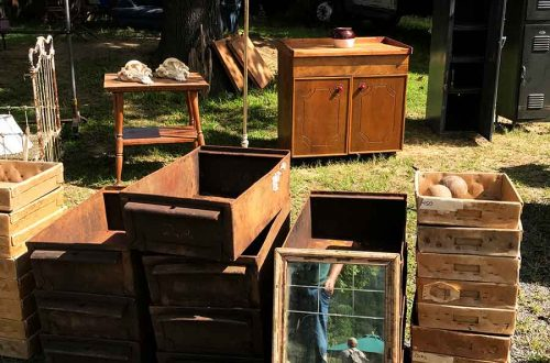 elephants trunk flea market