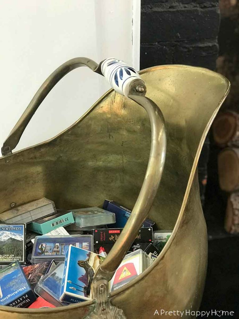 The Best Flea Market Score brass ash bucket