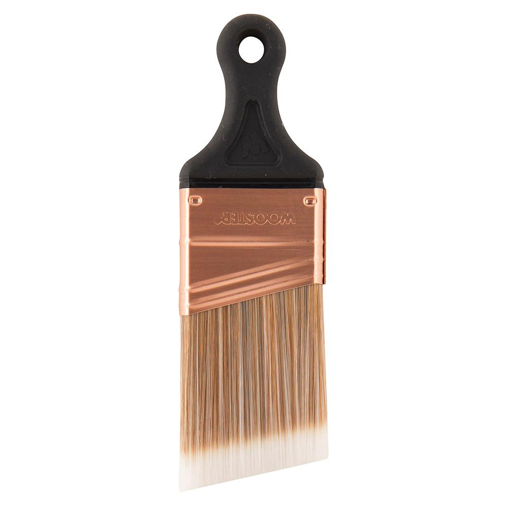 wooster brush with rubber handle on the happy list
