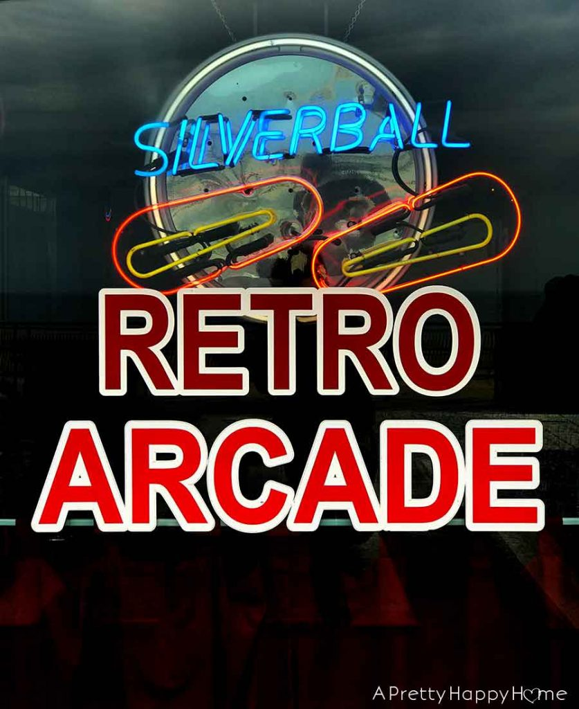 Travel: Silverball Museum Arcade