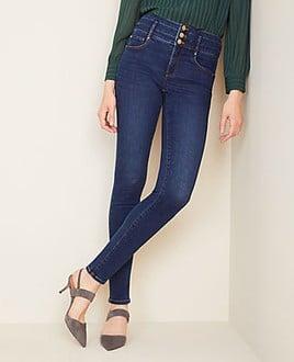 ann taylor high rise jeans