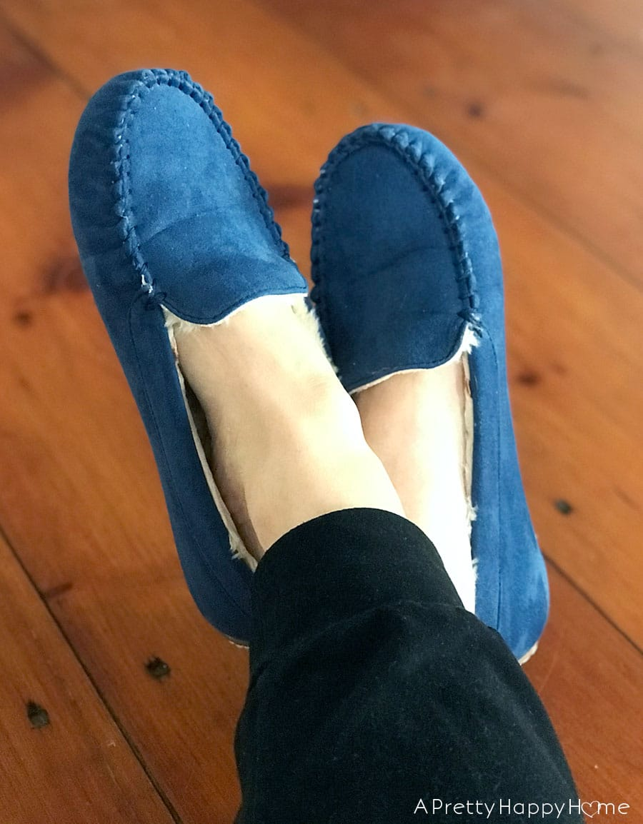 floopi slippers on the happy list