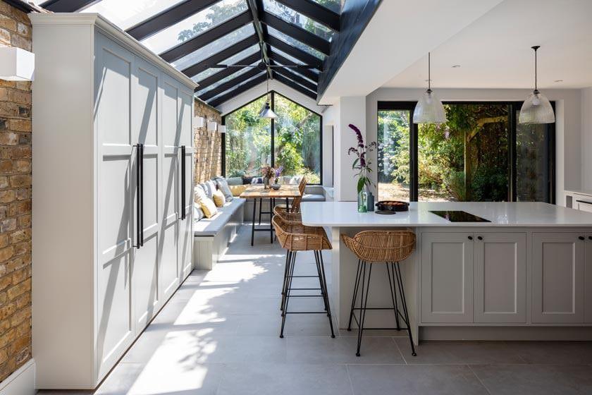 skylight kitchen imperfect interiors on the happy list