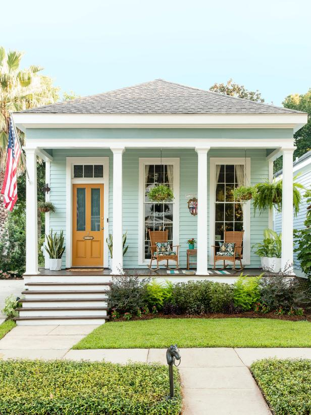 mint green home mobile alabama by elizabeth gelineau on the happy list