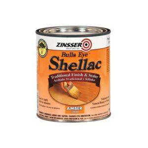 zinsser amber shellac