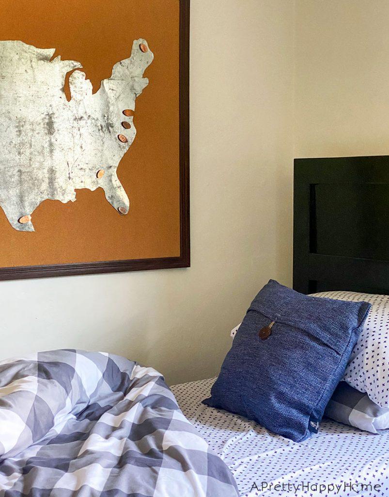 Farmhouse Style Boy's Room