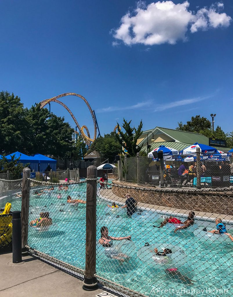 hershey park lazy river summer bucket list: covid-19 edition