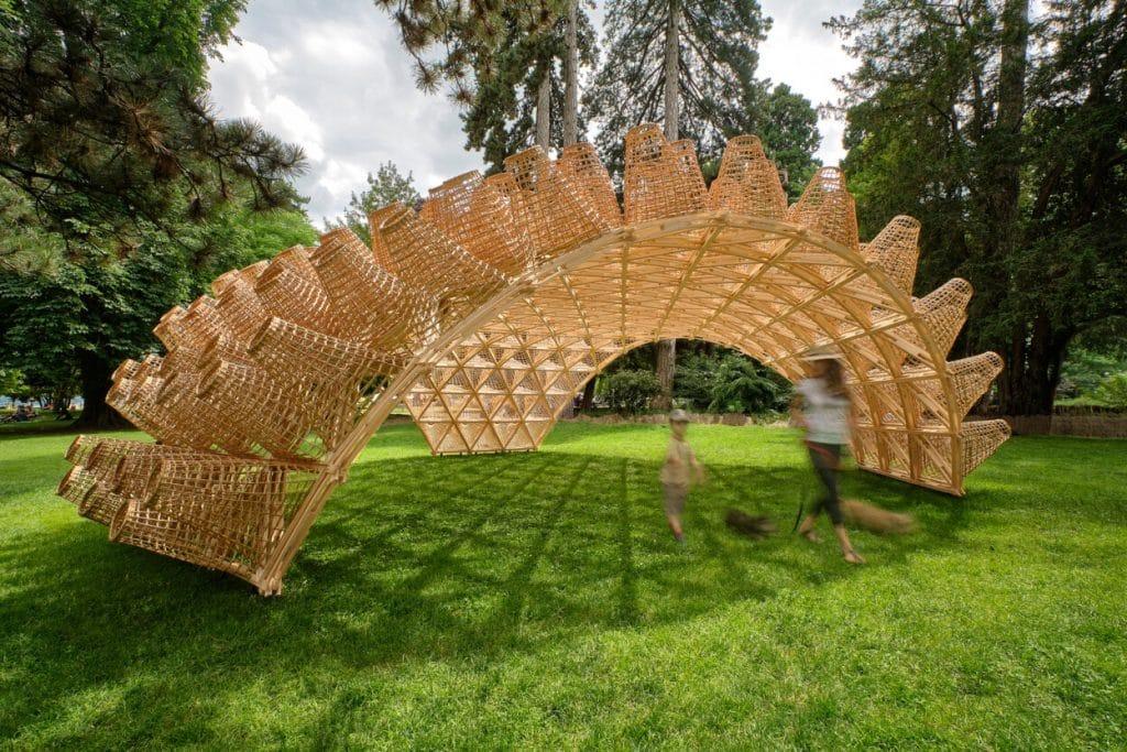wicker pavilion france © DJA, by Eriks Bozis on the happy list