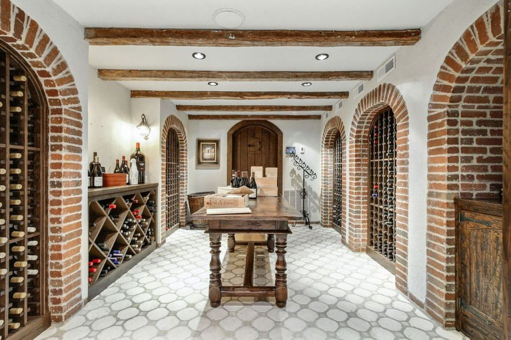 eli manning nj home wine cellar on the happy list