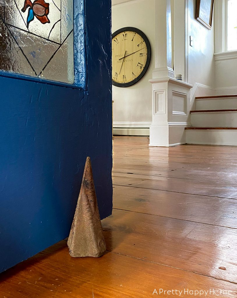 splitting wedge decor ideas doorstop