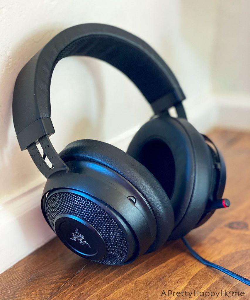 headphones online game budget form for kids