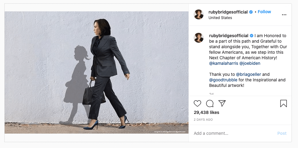 ruby bridges official instagram
