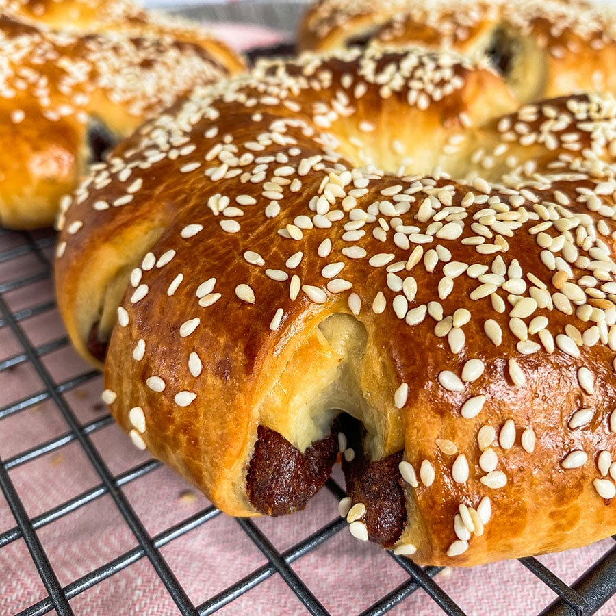 dates brioche by levantine mama on the happy list