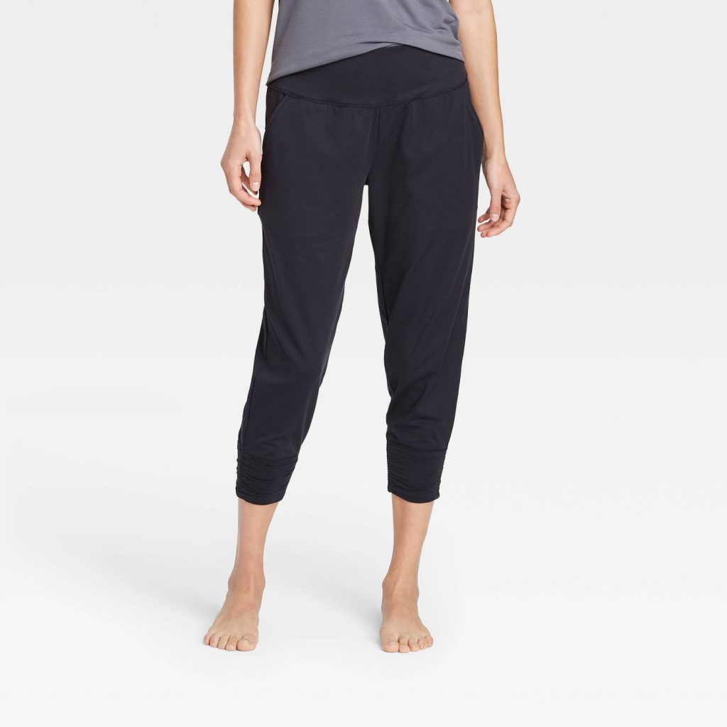 women's soft stretch pants from target on the happy list