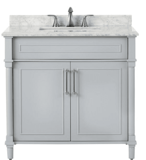 home decorators collection aberdeen vanity from home depot on the happy list