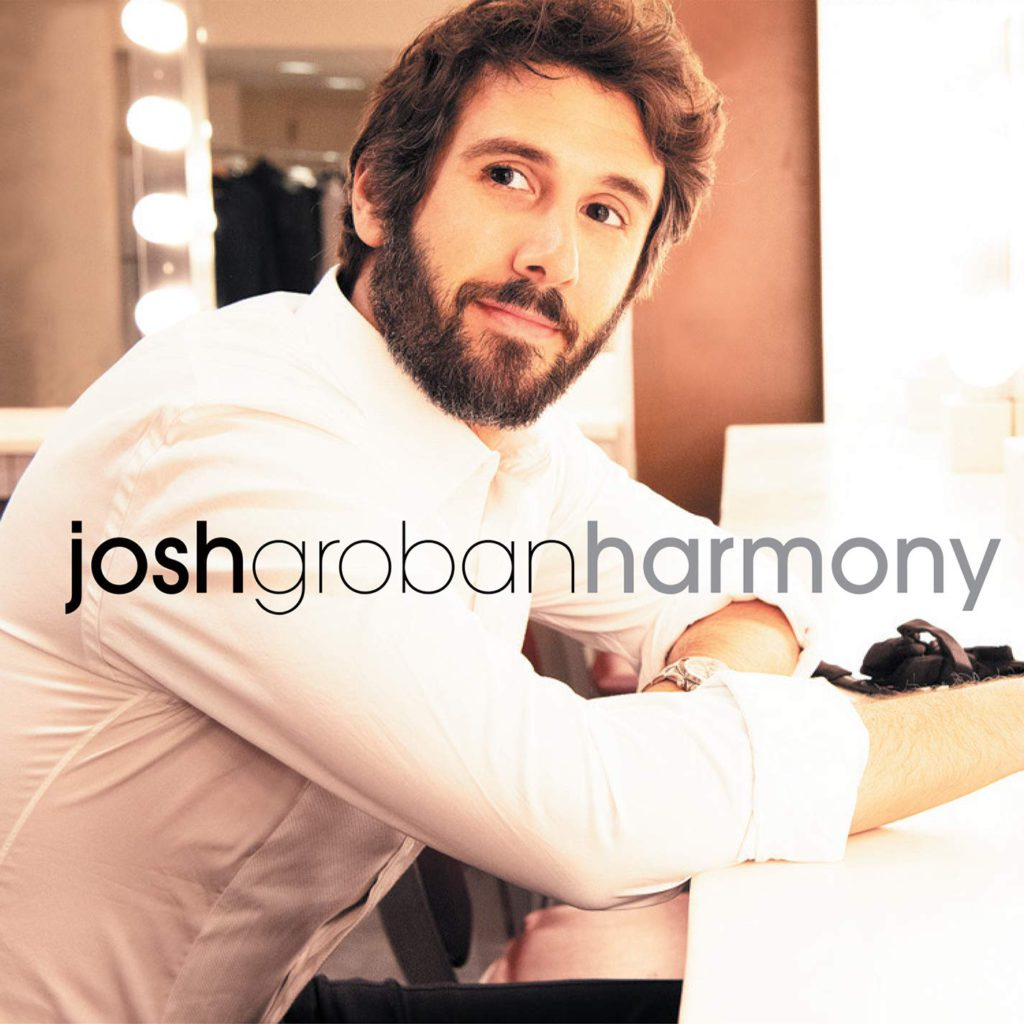 josh groban harmony on the happy list
