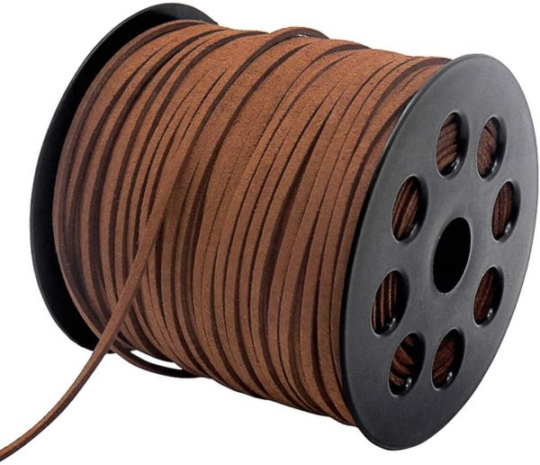 leather cording from tennwell on amazon