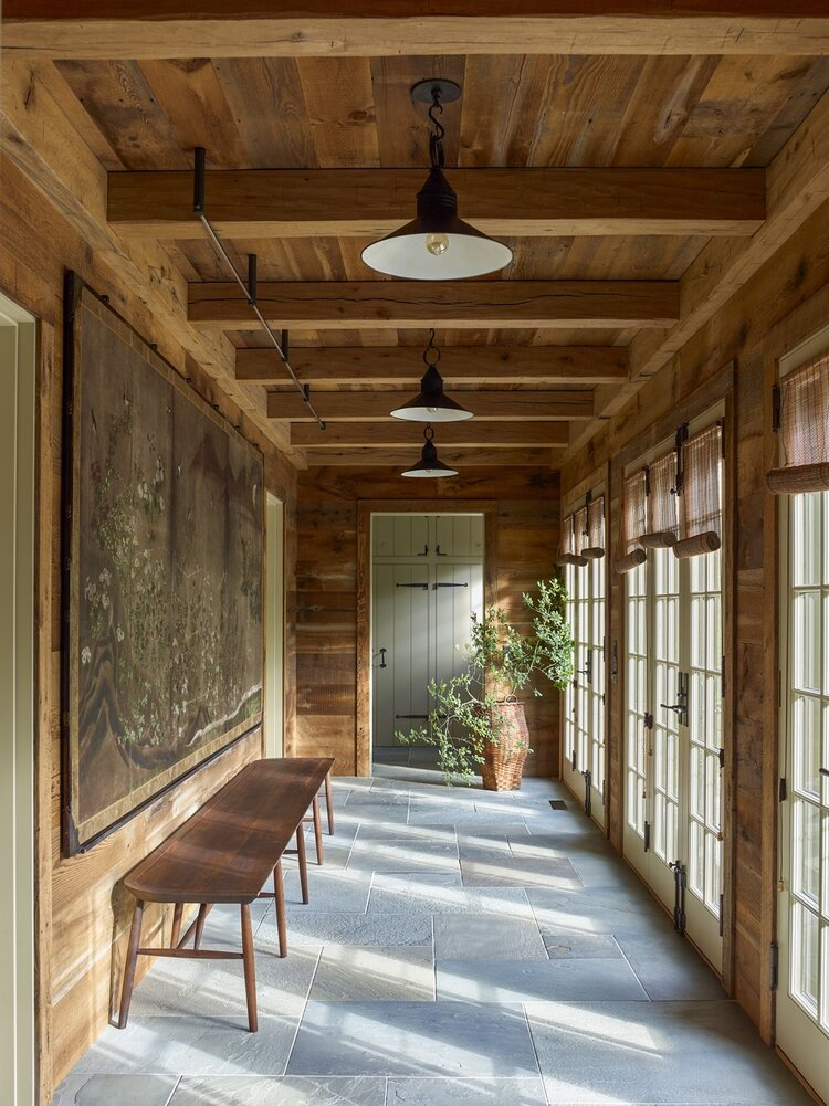 barn house gil schafer photography by Eric Piasecki via the Nordroom on the happy list