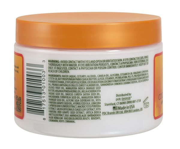 cantu coconut curling cream from amazon