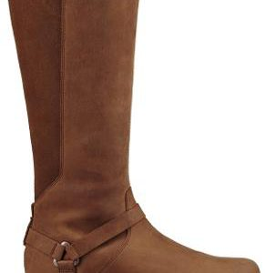 Teva Women's DE LA Vina Dos Tall Boot, Bison