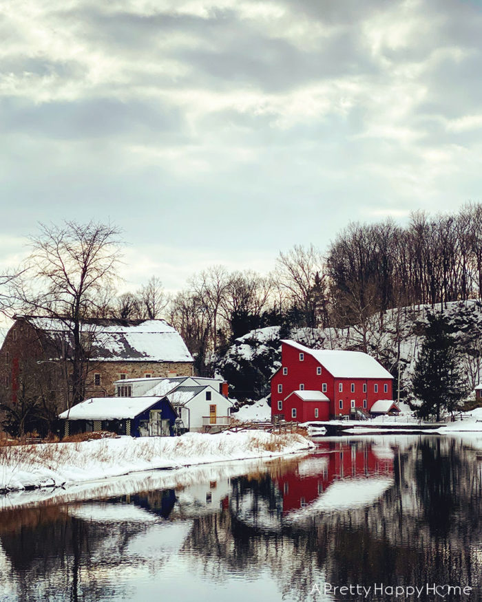 red mill museum clinton new jersey february 2021