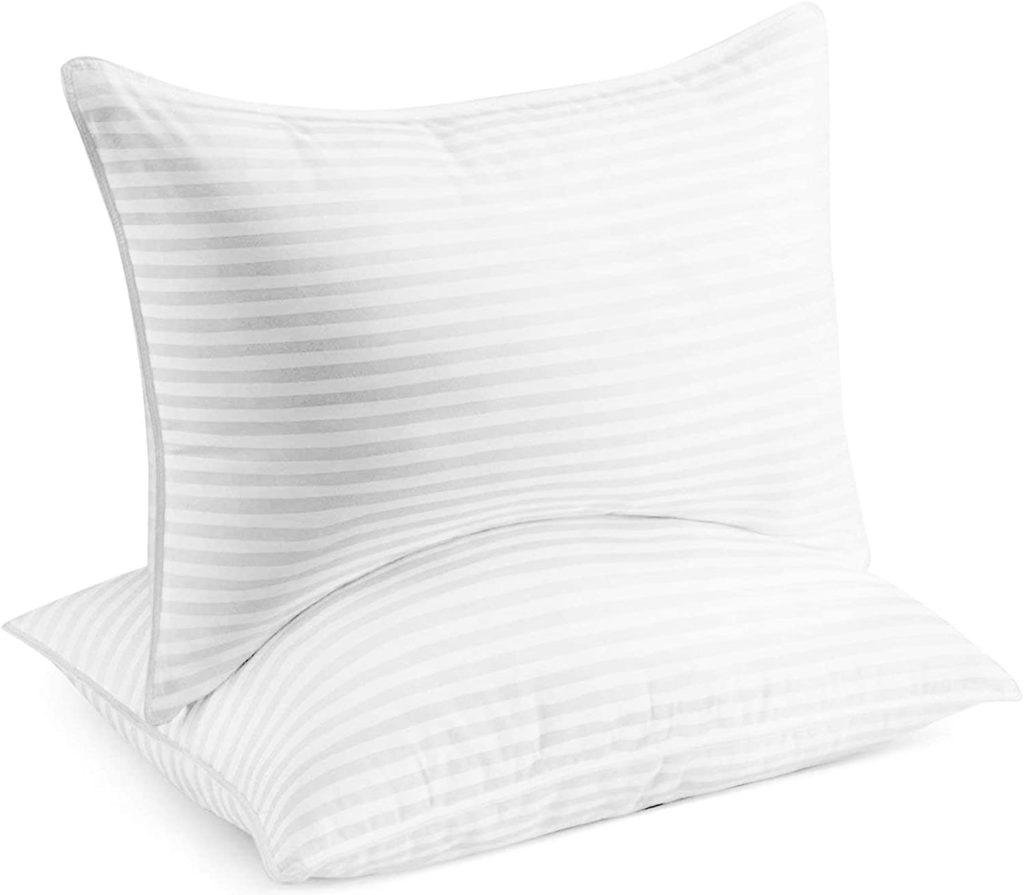 beckham hotel pillows on amazon