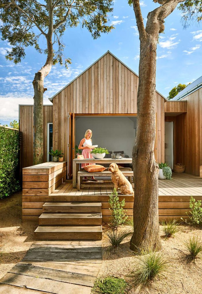 ozone road beach cottage homes to love australia on the happy list