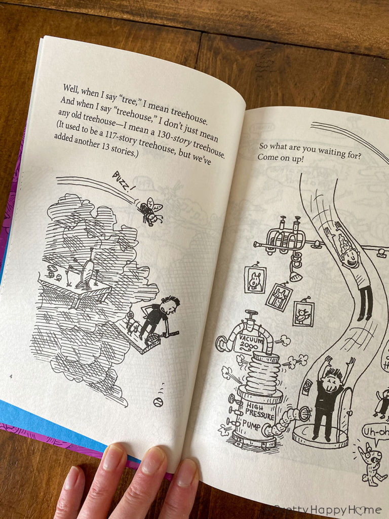 130 story treehouse by andy griffiths books my kids are reading