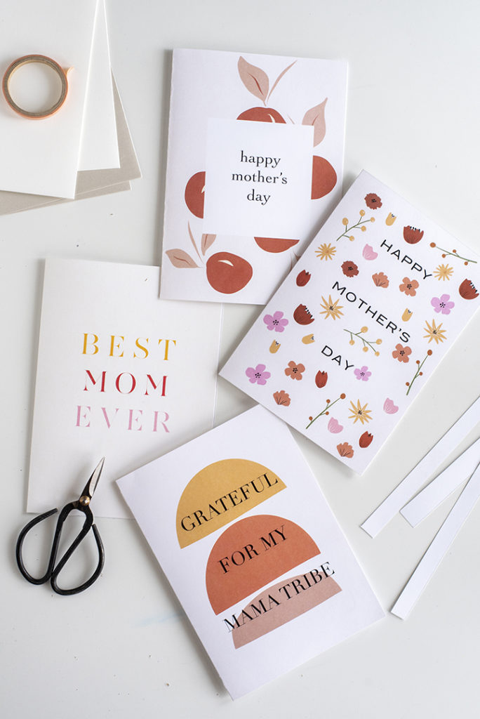 free printable mothers day cards alice and lois on the happy list