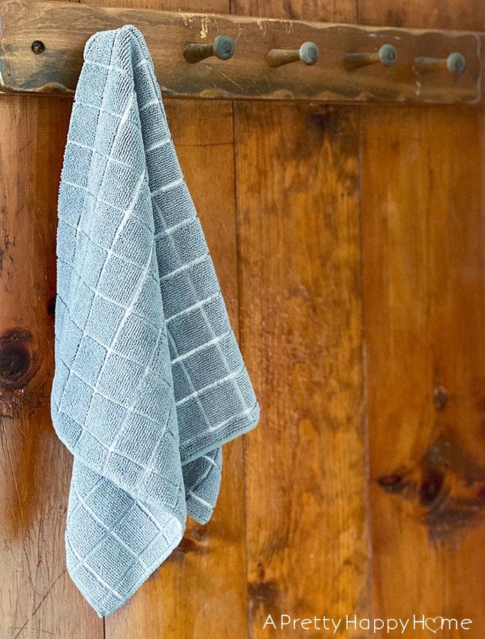 microfiber towel on the happy list