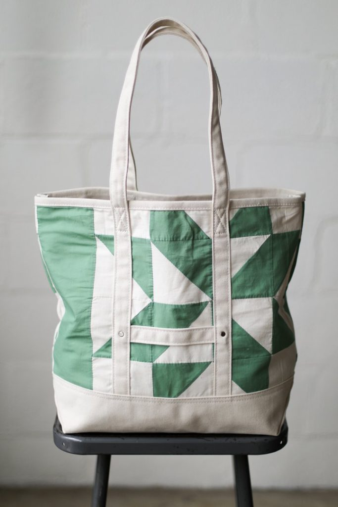 forestbound tote on the happy list