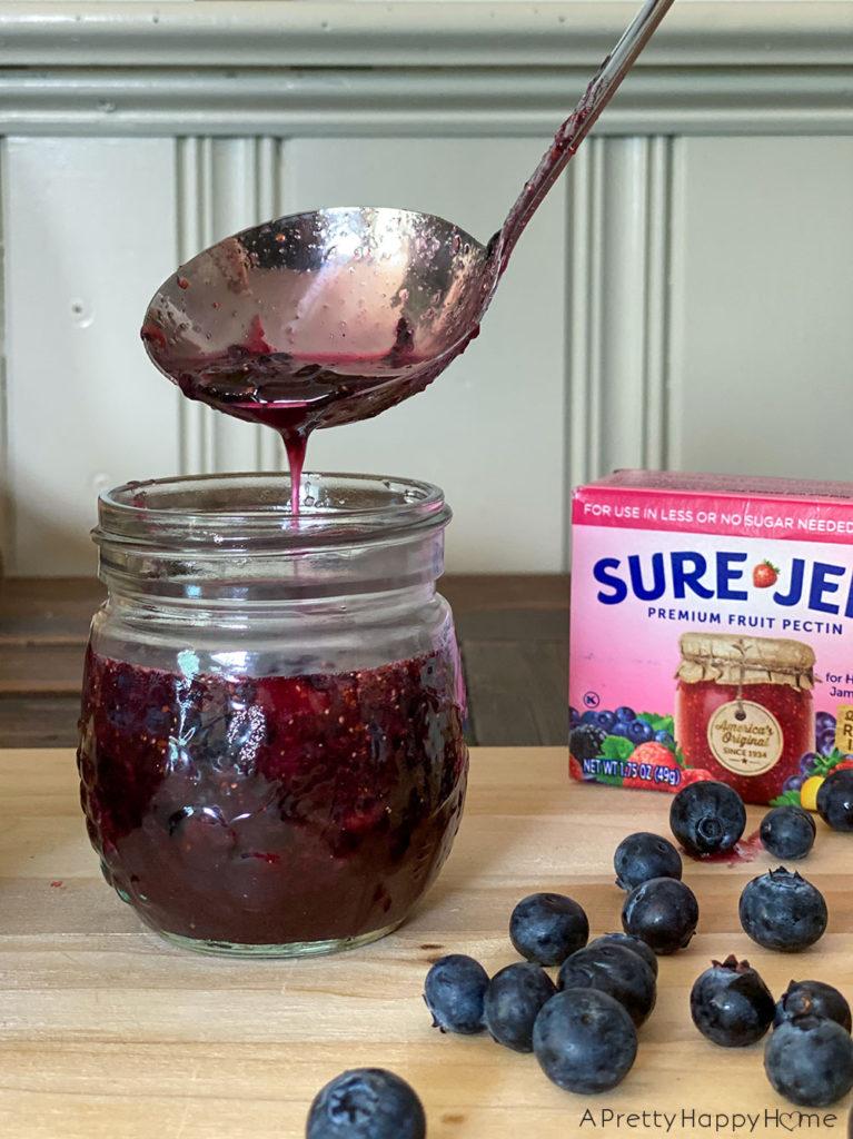 Making Jam Doesn't Have To Be Hard freezer jam