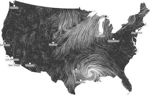 wind map hurricane isaac martin wattenberg