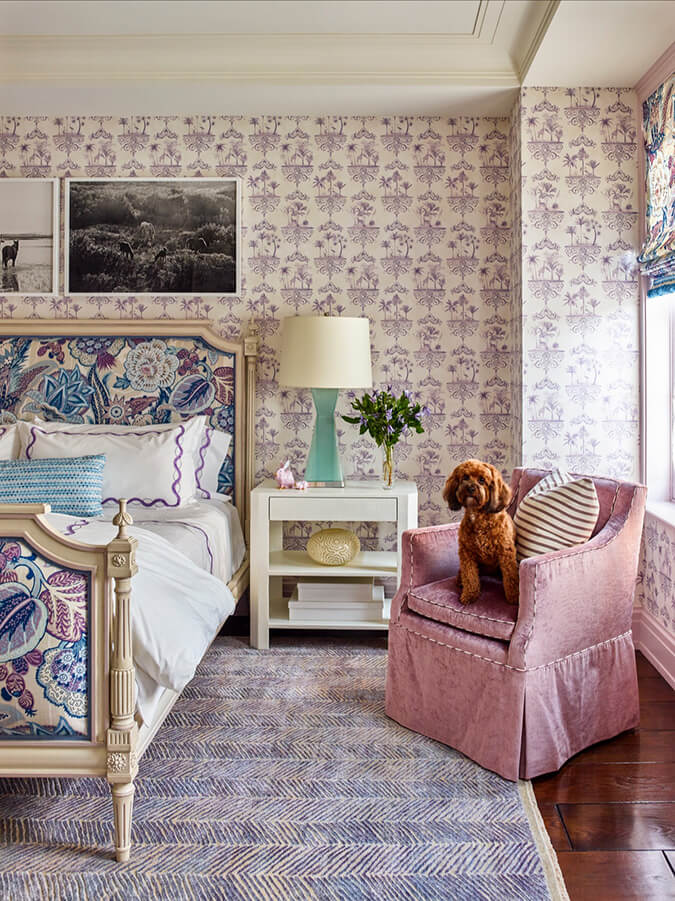 bedroom designed by josh greene photo by Eric Piasecki via desire to inspire on the happy list